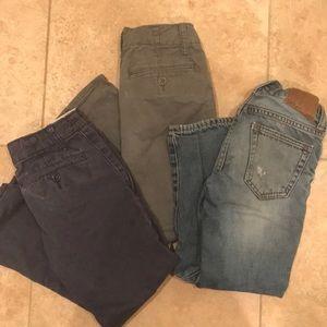 Gap kids pants size 6